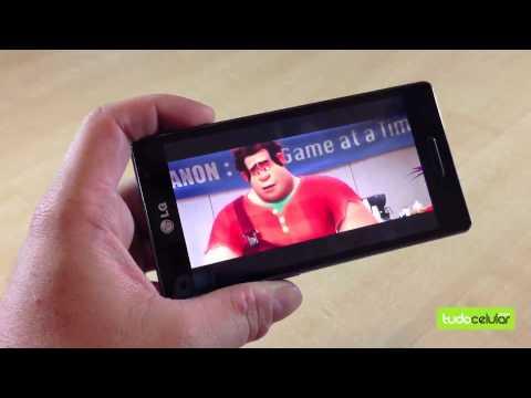 Prova em vídeo: Optimus L9 | Tudocelular.com