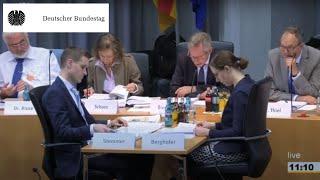 Bundestagswahl 2017: Beschwerden über Ablehnung von Parteien