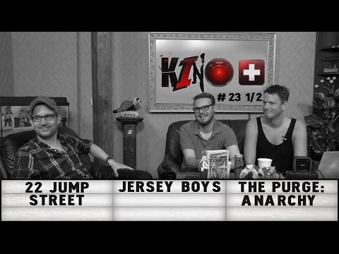 [1/2] Kino+ #23 | 22 Jump Street, Jersey Boys, The Purge: Anarchy