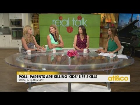 Real Parents Real Talk About Kids And >> Real Talk Parents Are Killing Kids Life Skills Youtube