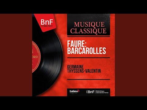 Barcarolle No. 12 In E-Flat Major, Op. 106bis