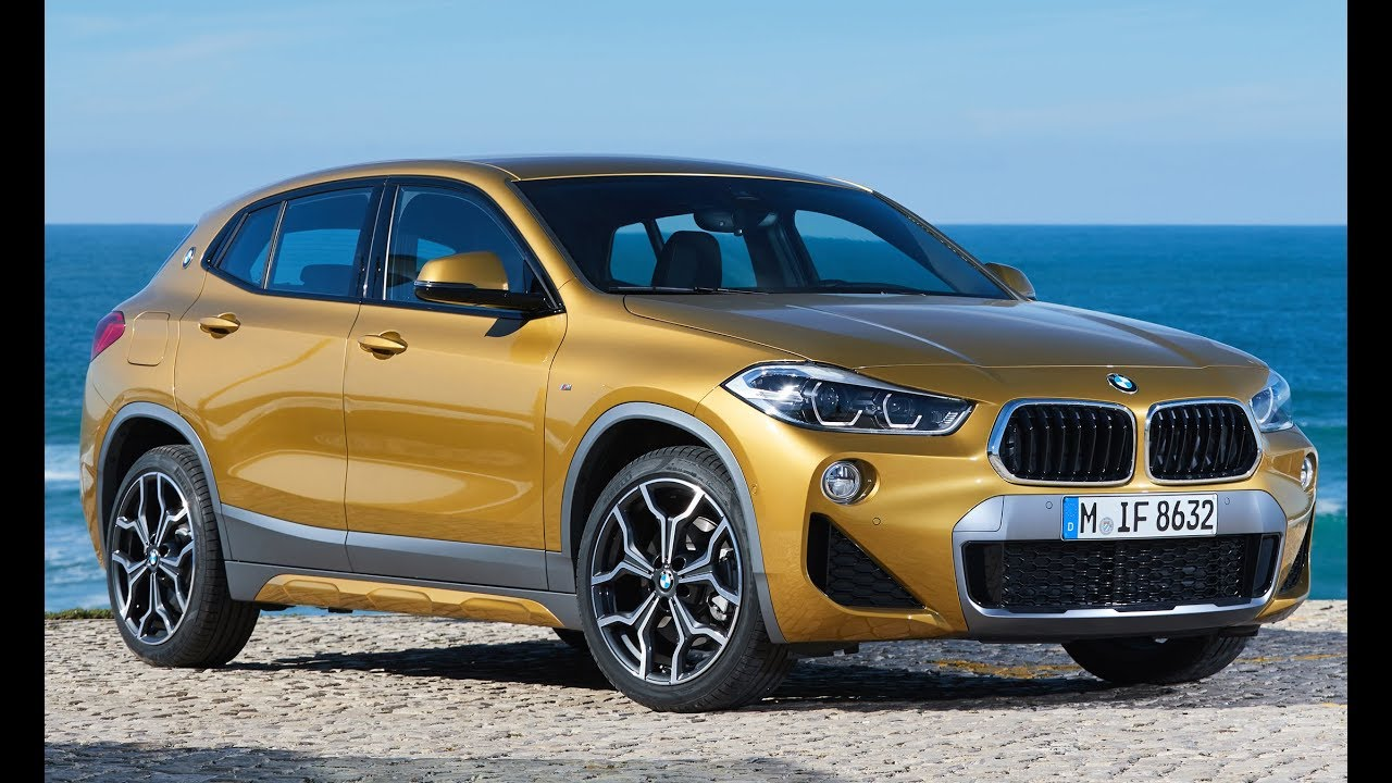 2019 Bmw X2 M Sport X Interior And Exterior Design