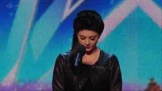 (Napisy)Brytyjski Mam Talent 8 - Lucy Kay