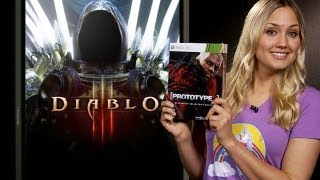 Play Diablo III Today & Halo 4 Details! - IGN Daily Fix 04.20.12