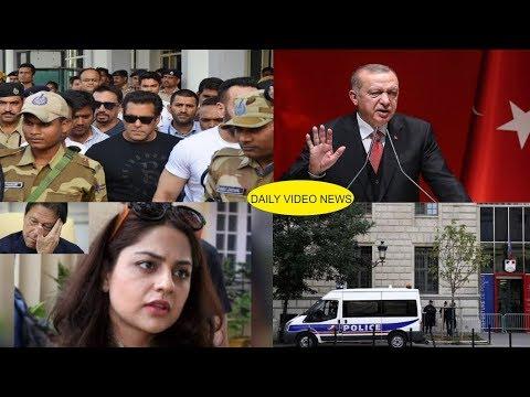 03- 10- 19 Daily Latest Video News #Turky #Saudiarabia #india #pakistan #Iran#America