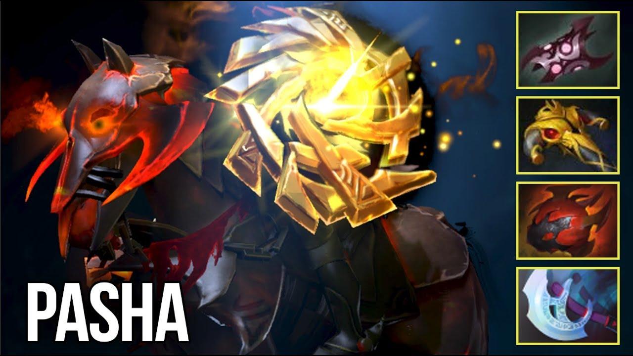 Pasha New Golden Ck Immortal Vs Team Np Summit