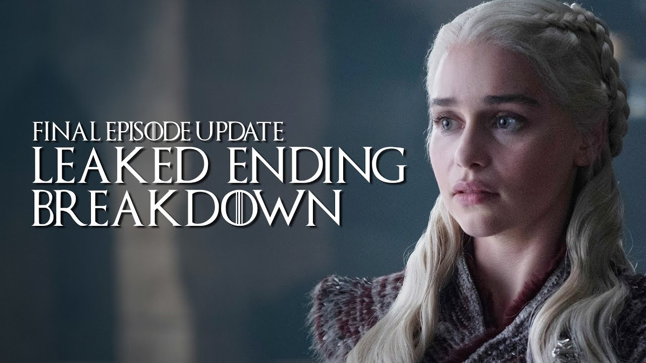 Warning: 'Game Of Thrones' Season 8, Episode 6 Finale Spoilers Are Already Out There