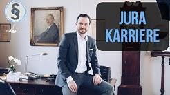 Richter oder Staatsanwalt werden ohne Topnoten 🎓? Kein Problem, Karriere für Juristen | Herr Anwalt