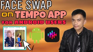 Face Swap using TEMPO APP for Android Users    EASY TUTORIAL screenshot 3