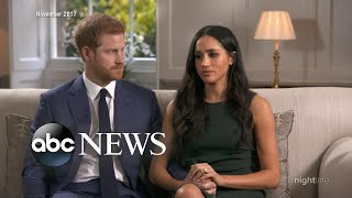 Prince Harry sues 2 British tabloids days after wife Meghan Markle files own lawsuit