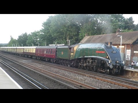 60009 Union of South Africa | Private Charter Pullman - 20.06.17