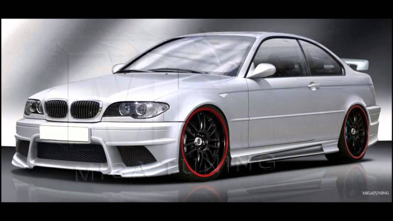 bmw 3 series e46 coupe tuning body kit youtube. Black Bedroom Furniture Sets. Home Design Ideas