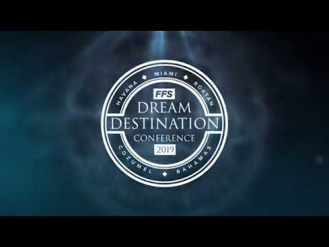 Dream Destination Conference 19 Promo