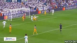Zidane Komentari 3 Gol Real Madrid ke Gawang APOEL - JPNN.COM