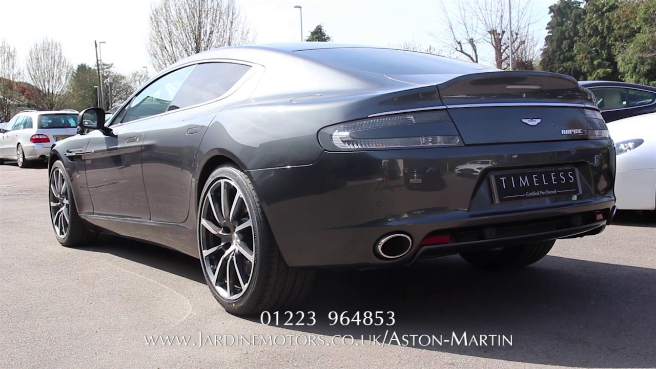 Jardine motors group aston martin rapide s lancaster for Jardine motors