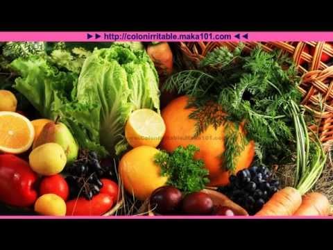 Dieta para personas con diverticulos y colon irritable