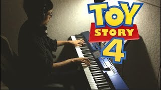 Toy Story 4 Opening Soundtrack - You've Got a Friend in Me piano cover by Elijah Lee