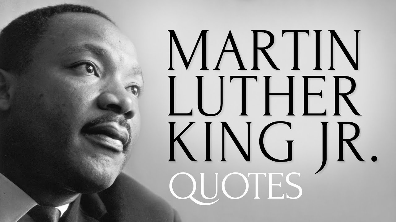 Images Of Martin Luther King Quotes 🔴 Inspiring And Thought Provoking Quotesmartin Luther King Jr