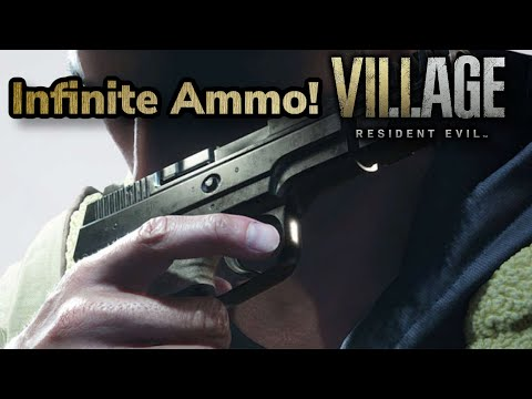 Resident Evil: Village - Easy Trick To Get Infinite Ammo On All Guns