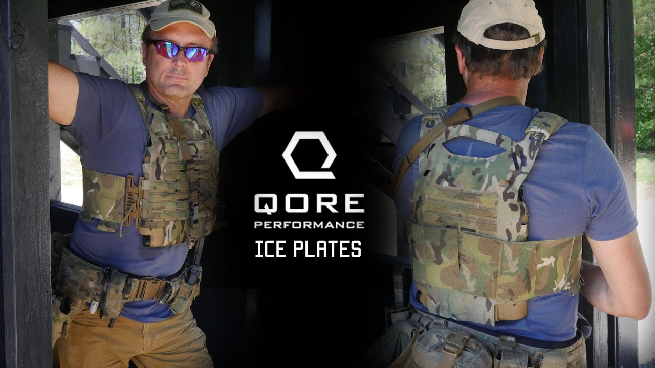 Body Armor Cooling: Qore Performance Ice Plates | Tactical Rifleman