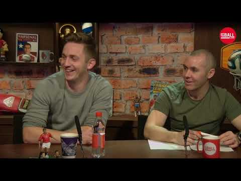 Kevin Doyle and Keith Andrews talk