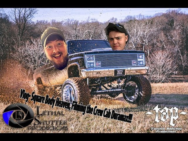 Vlog- We Find Square Body Heaven, Awesomeness ensues