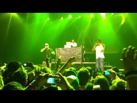 CLUB DOGO - ANNI ZERO FEAT CO'SANG LIVE @ ALCATRAZ 15/11/2010 2 HD