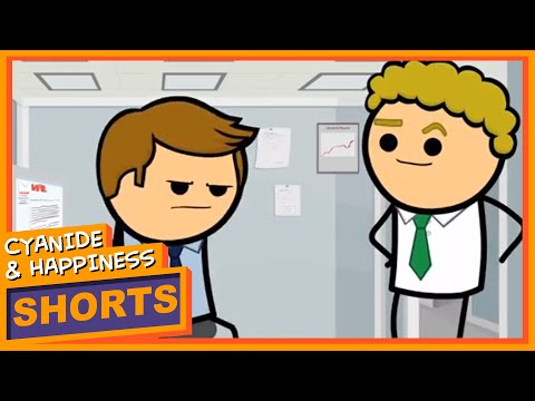 Pull My Finger - Cyanide & Happiness Shorts