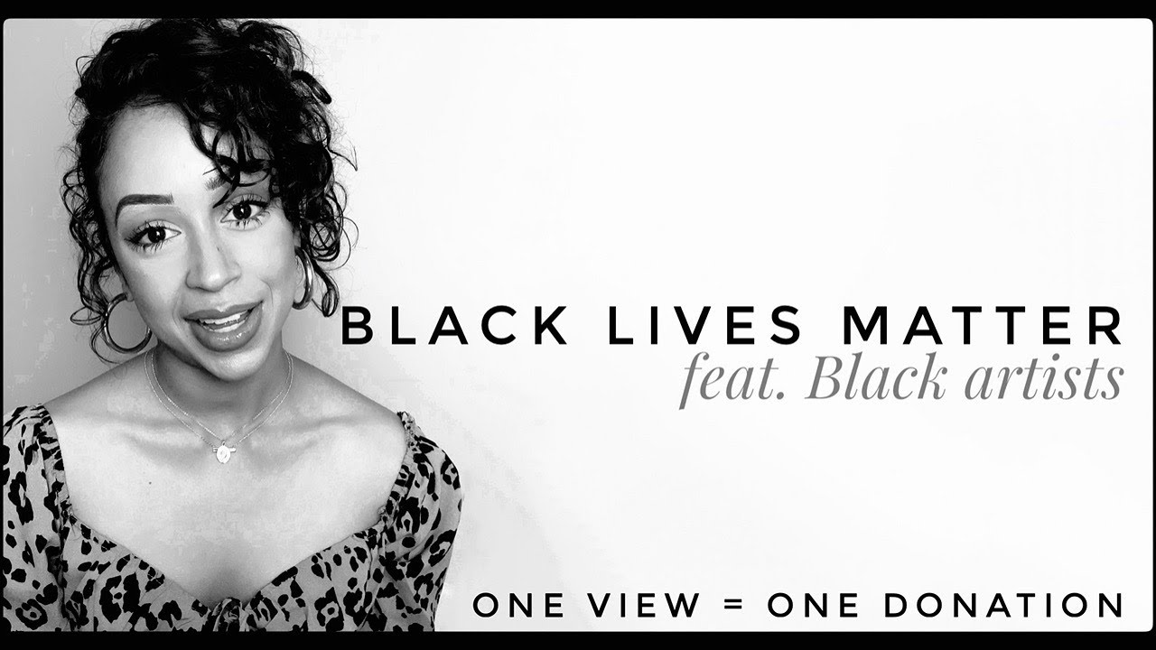 YOUR NEW FAVORITE BLACK ARTISTS • 1 VIEW = 1 DONATION, LISTEN ON LOOP