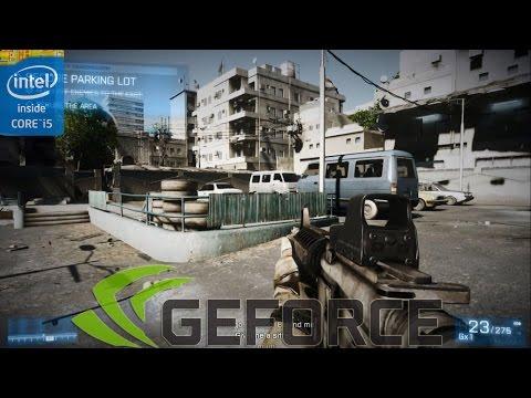 BattleField 3 Gameplay On Nvidia GT740M, Intel i5 3337U + 4GB of RAM ASUS A46CB