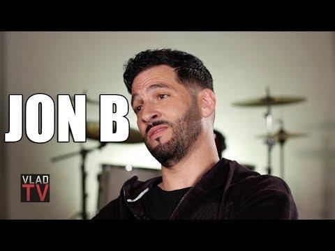 Louie Cruz - Jon B Talks About Meeting 2Pac