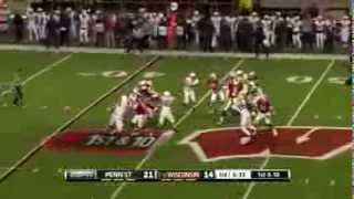 2013 Penn State at Wisconsin Football Highlights