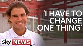 Rafael Nadal Interview | Tennis Star On New Academy, His 2015 Season And The Best Players