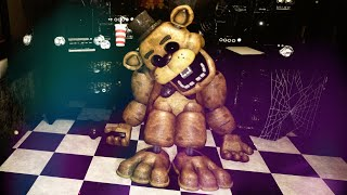 GOLDEN FREDDY y la NOCHE 5 LEGENDARIA que NO debes PERDERTE - Creepy Nights at Freddy's (FNAF Game)