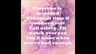 Olivia Lufkin-Love Love Love (Lyrics)