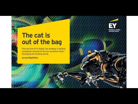 EY Digital Tax - Tax in a digital world