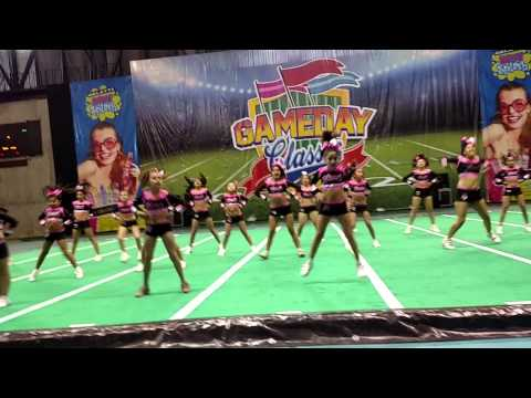 Cheer Leones Llay Llay Game day cheer classic 2015