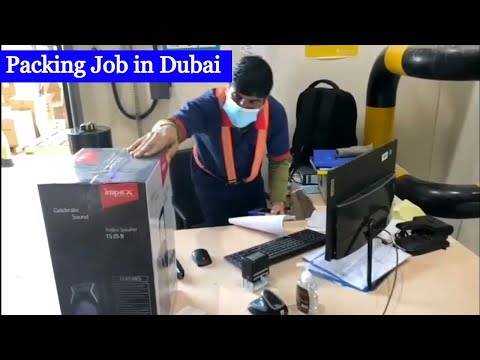 Packing Job in Dubai Visit to Employment