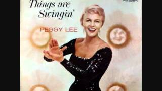 Watch Peggy Lee Youre Mine You video