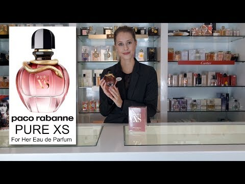 Paco Rabanne Pure Xs Perfume Review Youtube