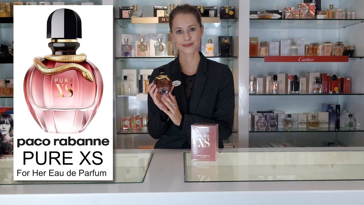Paco Rabanne Pure XS Perfume Review