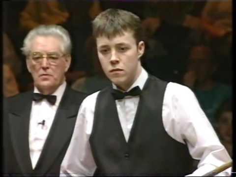 B&H Masters 1995 Final Ronnie O'Sullivan Vs John Higgins Part 1