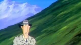 Inspector Gadget   1x56   Weather in Tibet