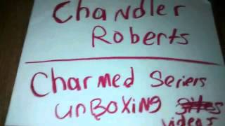 Charmed season 1 unboxing