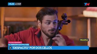 39 Despacito 39 tocada con dos cellos