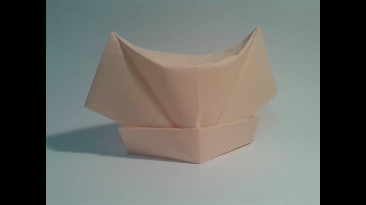 Como hacer gorros de panadero joy studio design gallery - Como hacer farolillos de feria ...