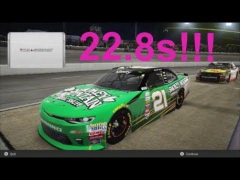 NASCAR Heat 2 Setup - Iowa Speedway Setup (Xfinity Series)