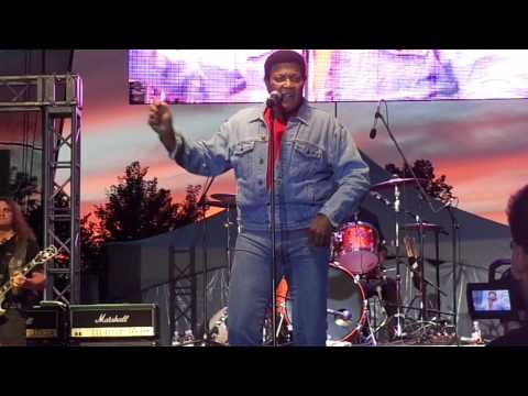 Chubby Checker - Ancaster Festival 2013 part 1