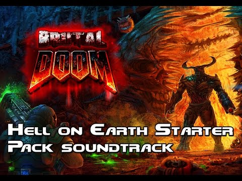 Brutal Doom v20b Hell on Earth Starter Pack soundtrack