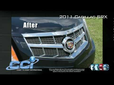 Cadillac SRX 2011 Trim Package